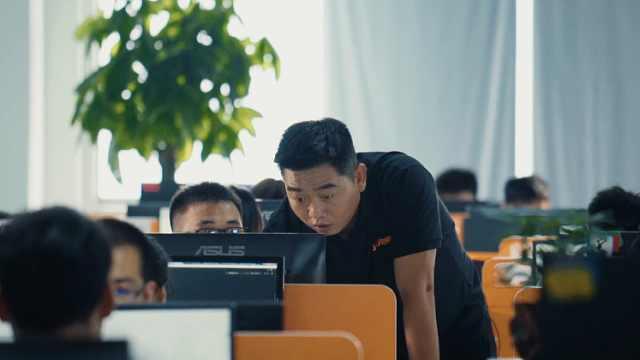 80后程序员跑出河南最牛互联网公司