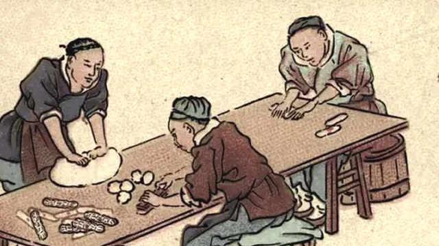 古人对吃的讲究和说法