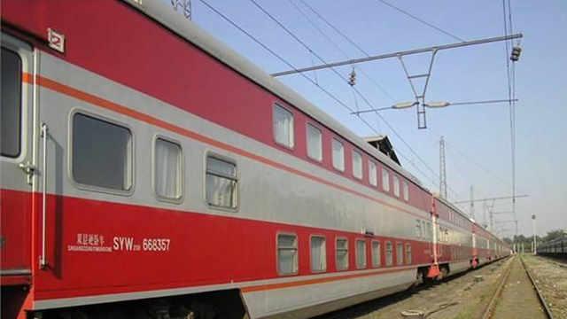 为什么红皮火车要逐渐退出铁路市场