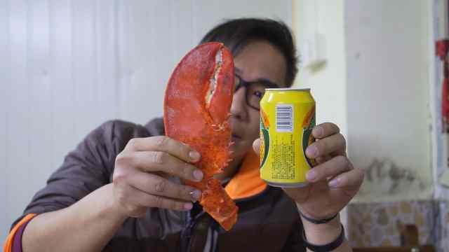 大过手掌的龙虾钳你可以吃多少只