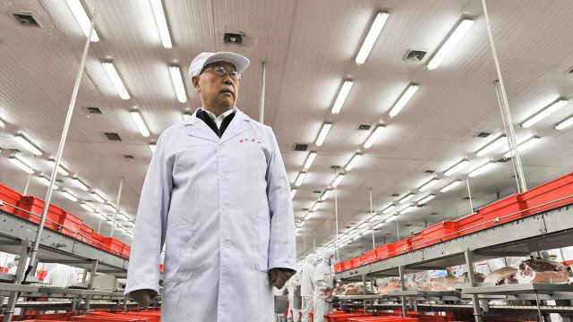 中国猪肉大王:曾一夜赔光120亿