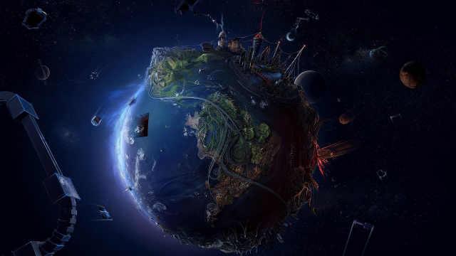 如果地球变大一倍,会发生什么?