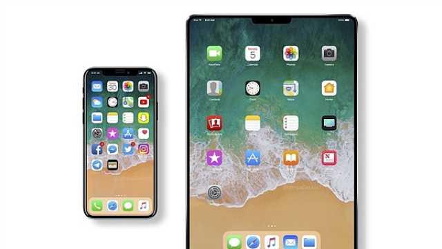 全面屏iPad Pro曝光3月发布