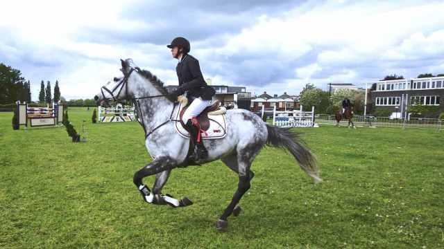 他与马为伴12年,从骑士到教练
