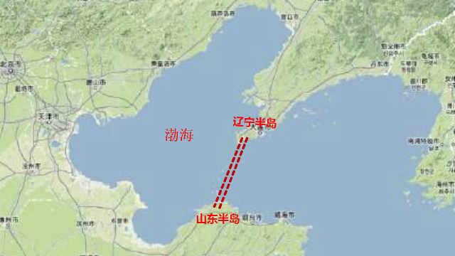 渤海边填起来变成淡水湖是否可行?