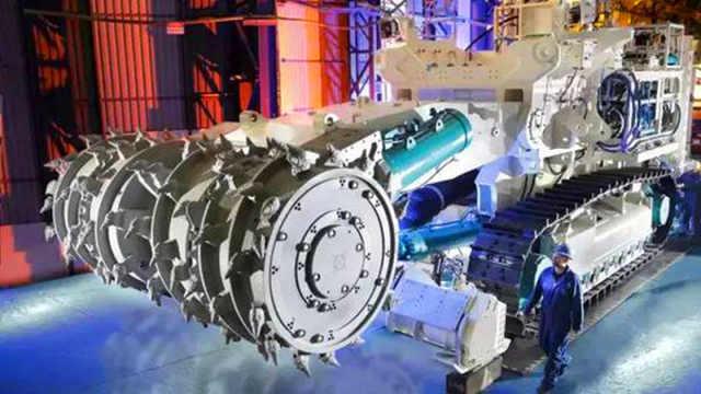 不怕核辐射!中国造新型机器人