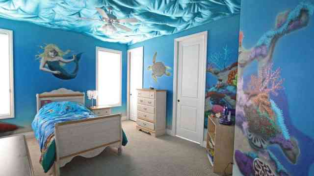 儿童房设计要注意什么