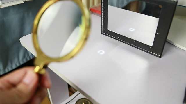 平面镜也可以成实像,教科书错了!