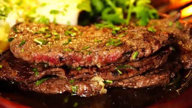 冬季吃上这份烤肉,那才叫满足
