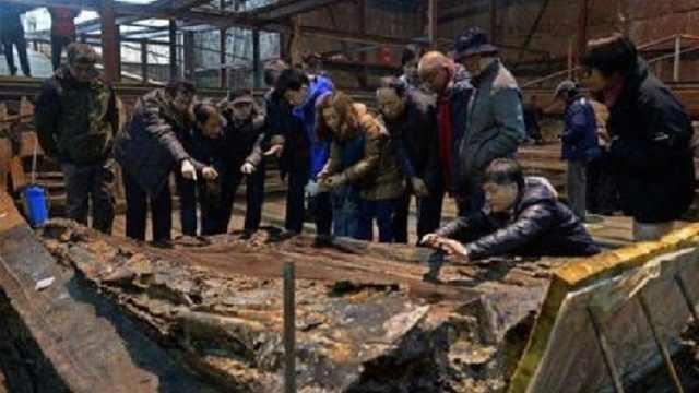 湖南古墓挖出禁止出国展览神秘文物
