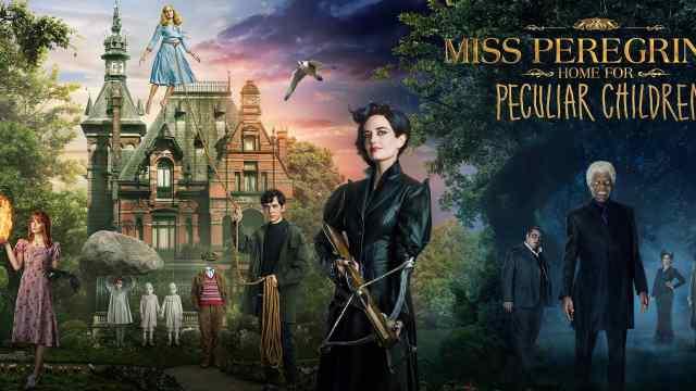 佩小姐与异能小伙伴的奇幻之旅