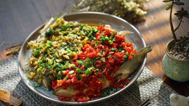 剁椒鱼头,在家轻松做出饭店招牌菜