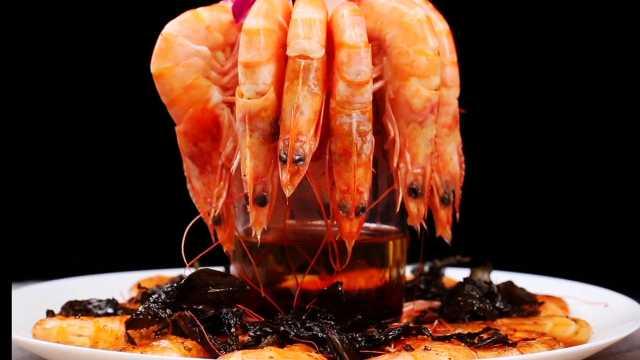 好吃到连壳都想吞掉的做虾秘诀