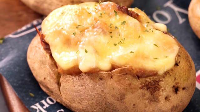 土豆变魔术,魔法厨房的土豆大餐