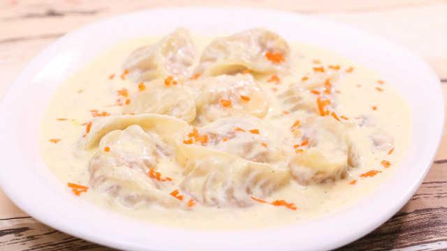 百变新吃法!饺子也能吃出大餐范儿