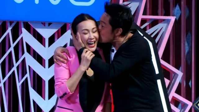 强吻刘嘉玲的马景涛,是个好演员!