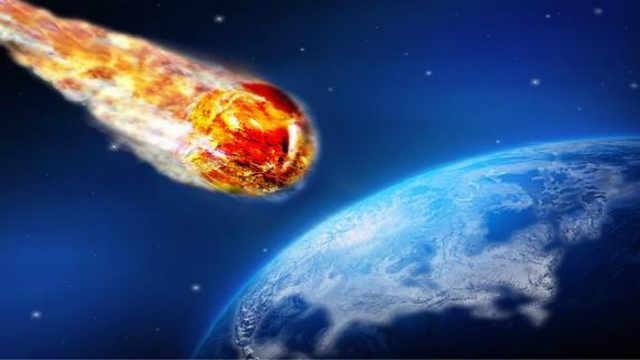 行星撞地球能用50万亿颗核弹摧毁吗