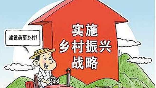 多部委酝酿政策 落实乡村振兴战略