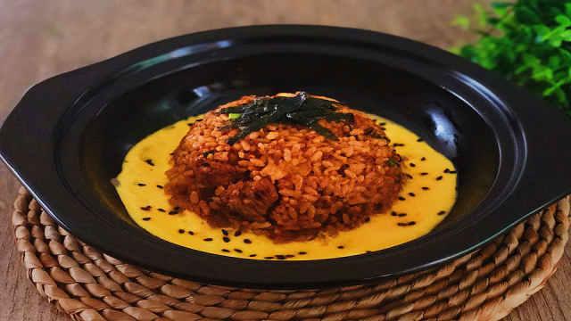 一碗完美的炒饭,传递的是一份幸福