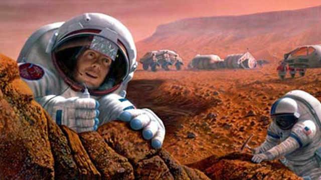 登陆火星的宇航员归来会变傻?