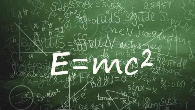 相对论质能方程的推导过程以及理解