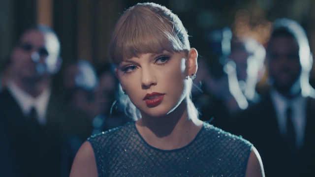 心痛,霉霉Taylor Swift最新尬舞MV