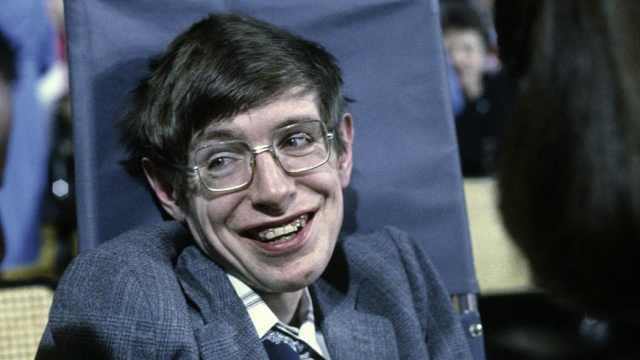 伟大的科学家史蒂芬·霍金去世