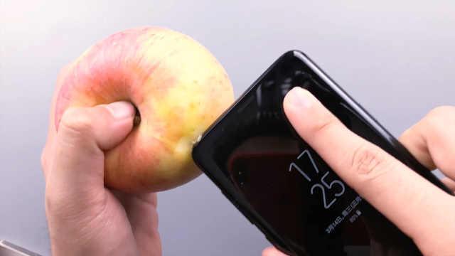 三星 S9+ 新功能——削苹果