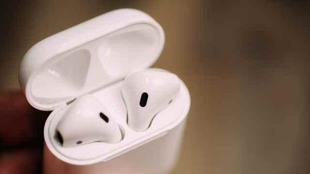 苹果耳机AirPods开箱,赞一个