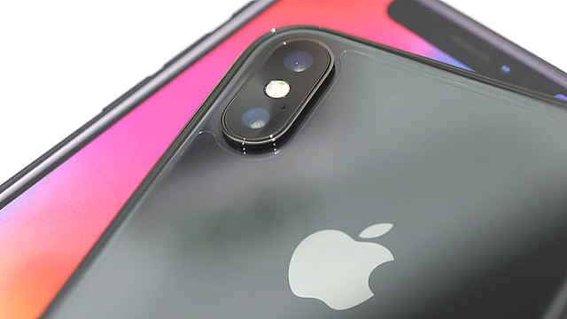 苹果或发新配色iPhone X