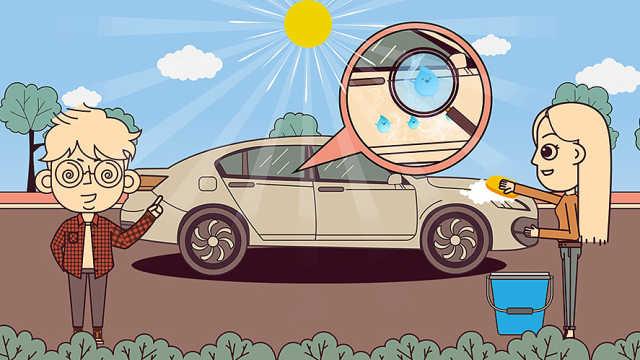 多少天洗一次车最合适?