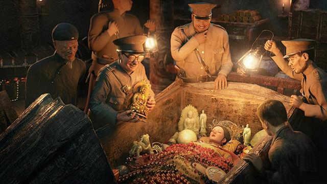 挖了慈禧坟墓的人最后下场如何?