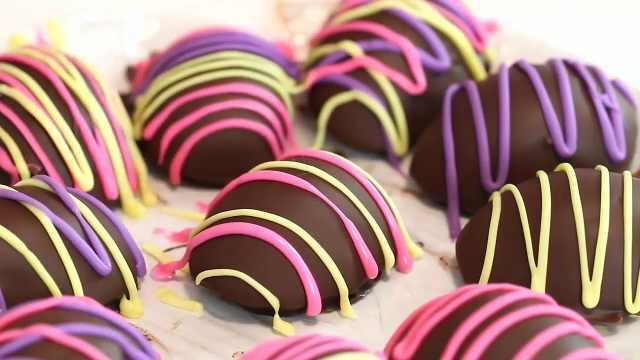 8个简单的DIY美味甜点秘方