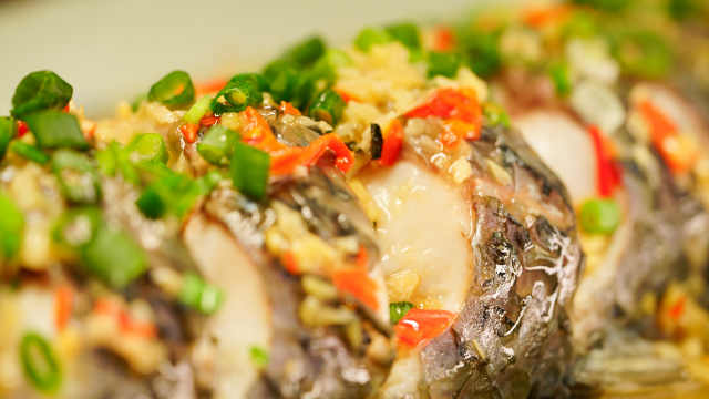 湖南特色美食过江鱼,宴客露一手