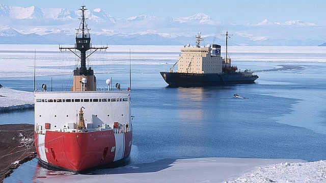 中国建第五座南极科考站