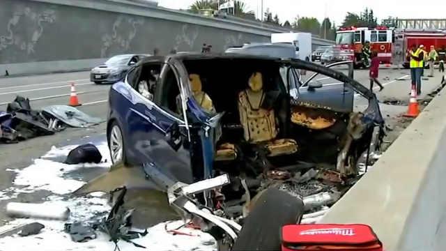 特斯拉电动汽车发生第二起致命车祸