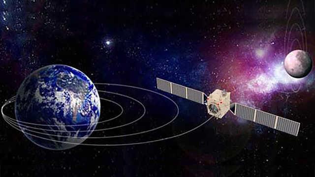 嫦娥号登陆月球前要绕地球飞三圈?