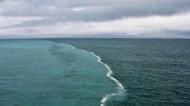 把全球淡水注入海洋海水会变淡吗?