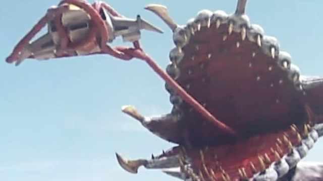 这头怪兽的嘴太大!能吞掉整架飞机
