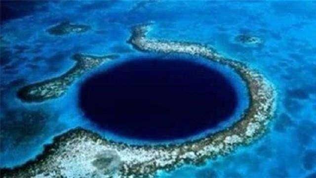 为什么这个无底洞每天能吞3万吨水?