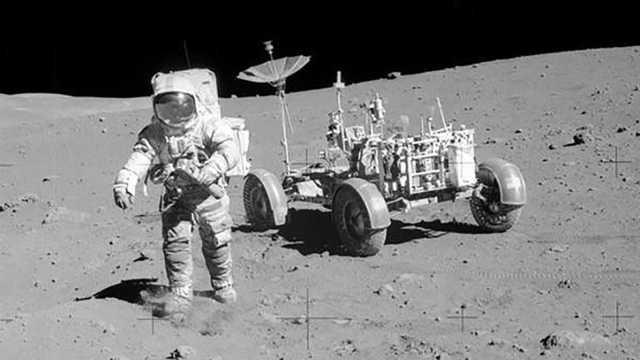 为什么美国现在不敢登月球?