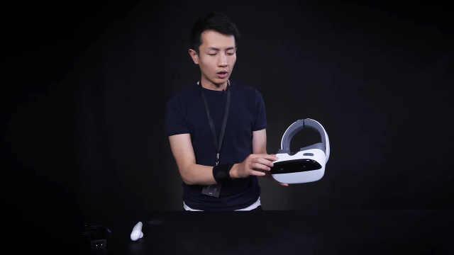 Pico Neo VR一体机开箱