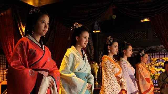 古代女子穿衣讲究大不同