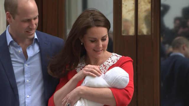 英国皇室取名字的套路,你知道吗?
