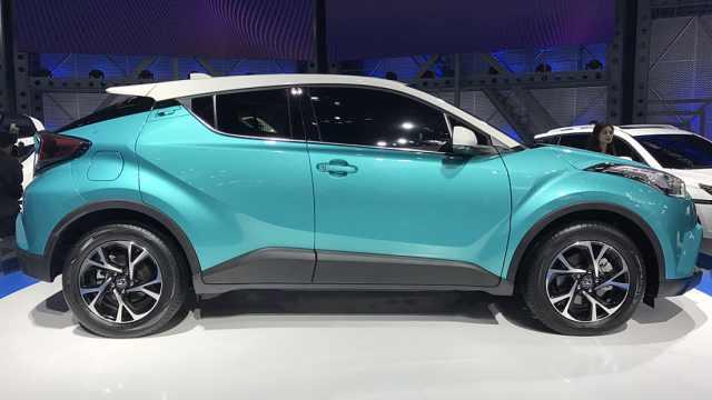 北京车展亮相的3款紧凑型SUV评测