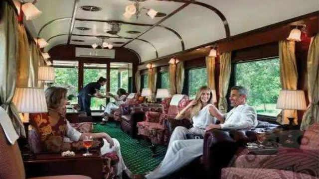 日本最贵的火车,坐一天10000块!