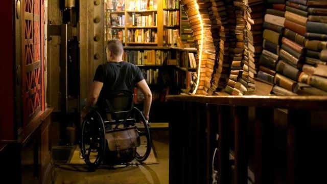 """洛杉矶""""最后的书店"""""""