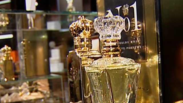 世界最奢华香水,原料昂贵堪比黄金