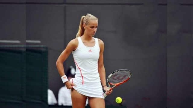 为什么女子网球运动员要穿短裙?