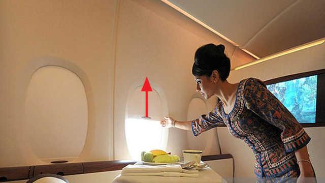 为什么空姐要乘客打开窗户遮光板?
